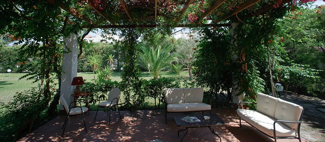 Villa Verdemare Beach Villa with Pool for rent in Patti Messina Sicily - 1