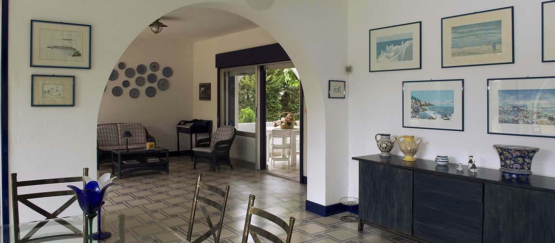 Villa Verdemare Beach Villa with Pool for rent in Patti Messina Sicily - 2