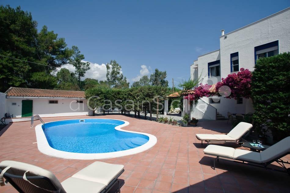 Villa Verdemare Beach Villa with Pool for rent in Patti Messina Sicily - 5