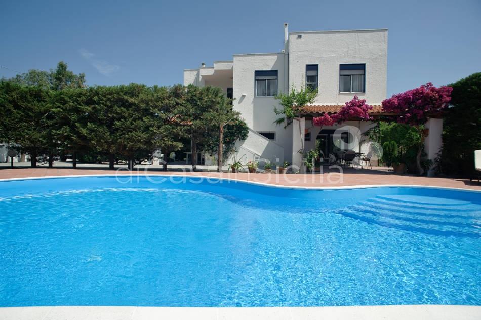Villa Verdemare Beach Villa with Pool for rent in Patti Messina Sicily - 6