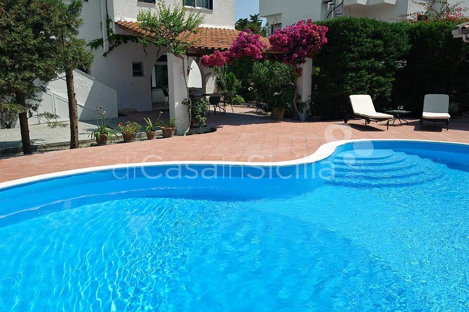 Villa Verdemare Beach Villa with Pool for rent in Patti Messina Sicily - 7