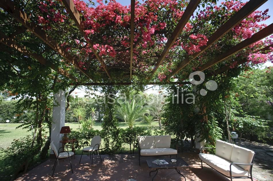 Villa Verdemare Beach Villa with Pool for rent in Patti Messina Sicily - 10