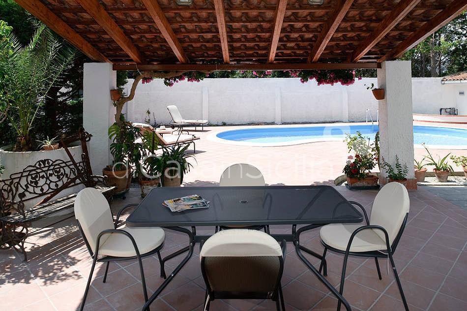 Villa Verdemare Beach Villa with Pool for rent in Patti Messina Sicily - 11