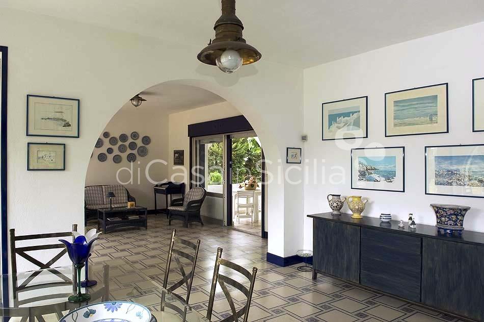Villa Verdemare Beach Villa with Pool for rent in Patti Messina Sicily - 14