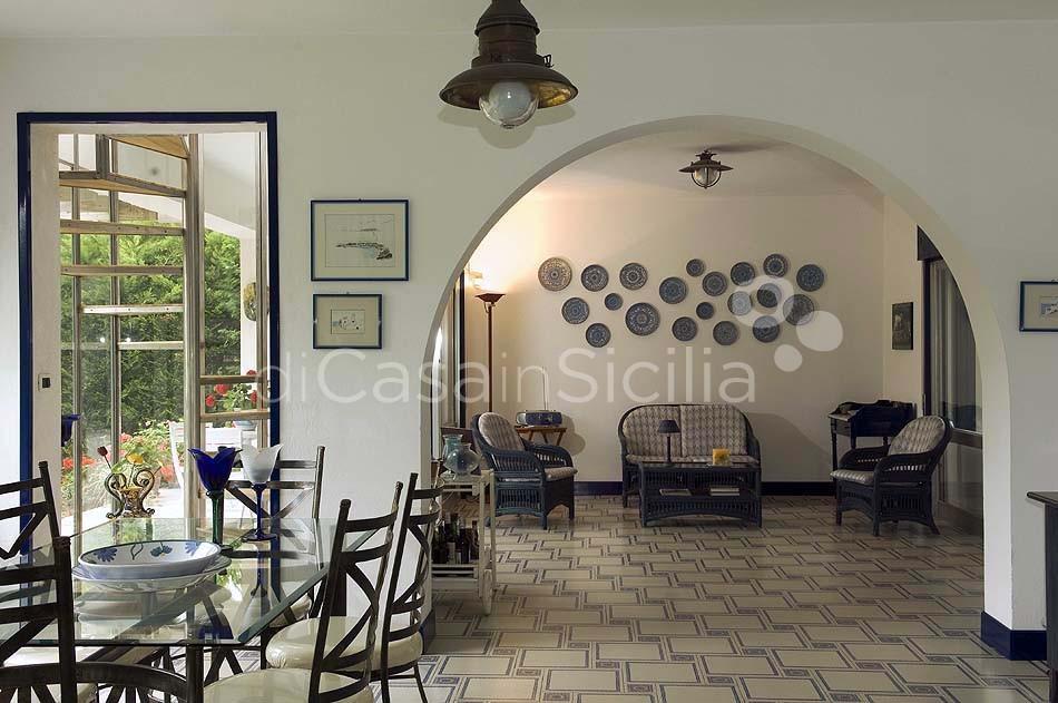 Villa Verdemare Beach Villa with Pool for rent in Patti Messina Sicily - 15