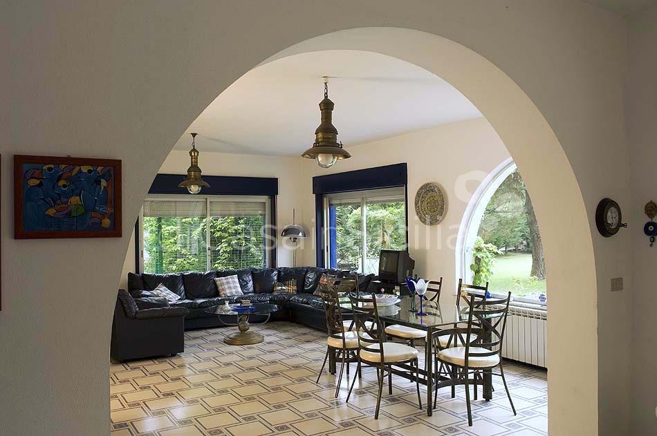 Villa Verdemare Beach Villa with Pool for rent in Patti Messina Sicily - 16