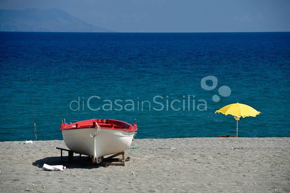 Villa Verdemare Beach Villa with Pool for rent in Patti Messina Sicily - 20