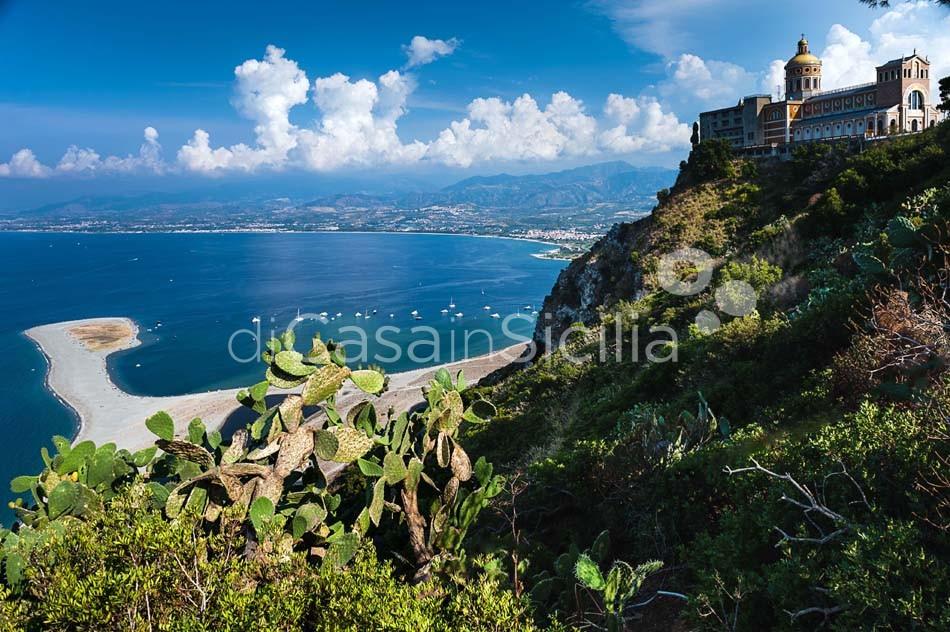 Villa Verdemare Beach Villa with Pool for rent in Patti Messina Sicily - 22