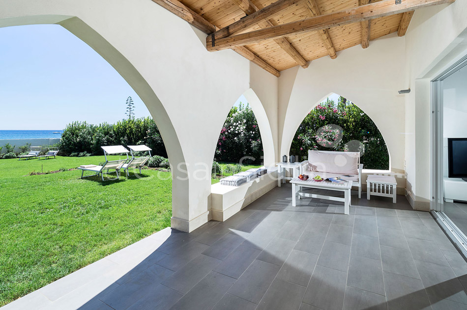 Villammare Sicily Villa Rental with Direct Sea Access Syracuse Sicily - 4