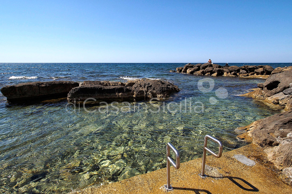 Villammare Sicily Villa Rental with Direct Sea Access Syracuse Sicily - 33