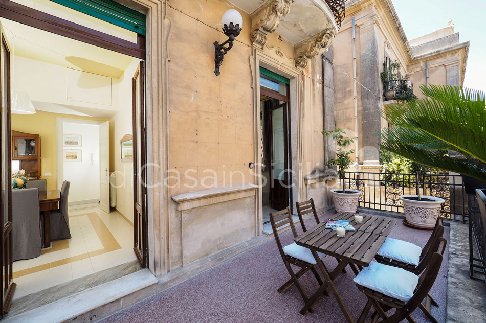 Zia Emma Apartment with Terrace for rent in Noto Sicily - 6