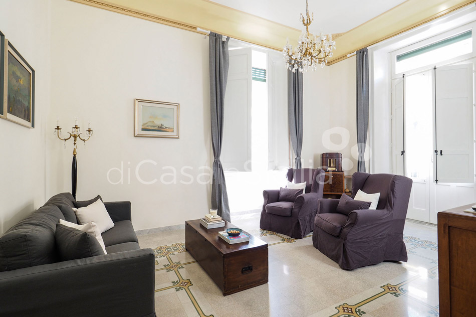 Zia Emma Apartment with Terrace for rent in Noto Sicily - 8