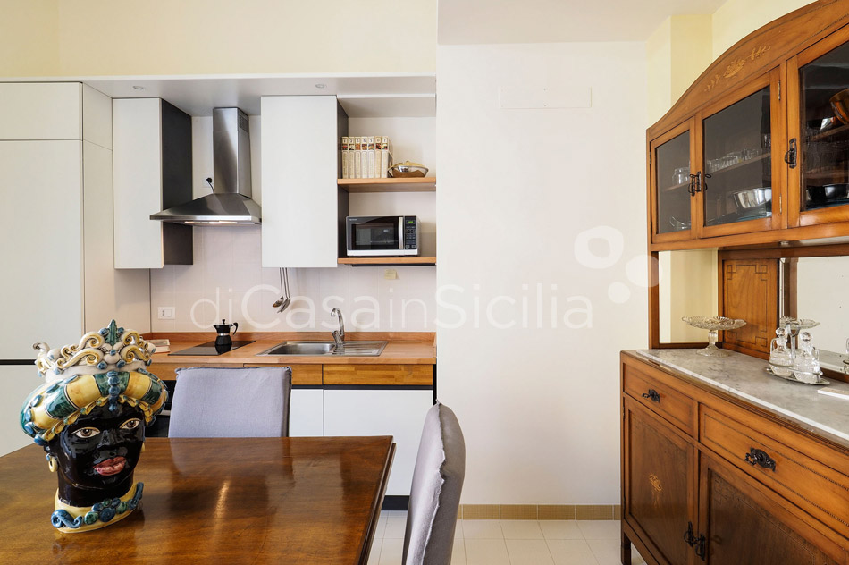 Zia Emma Apartment with Terrace for rent in Noto Sicily - 13
