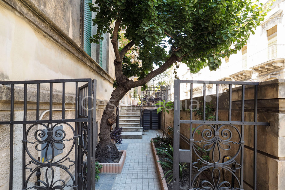 Zia Emma Apartment with Terrace for rent in Noto Sicily - 21