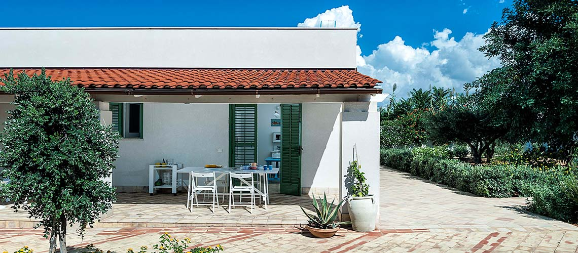 Casa Bianca Villa by the Sea for Rent in Mazara del Vallo Sicily - 0