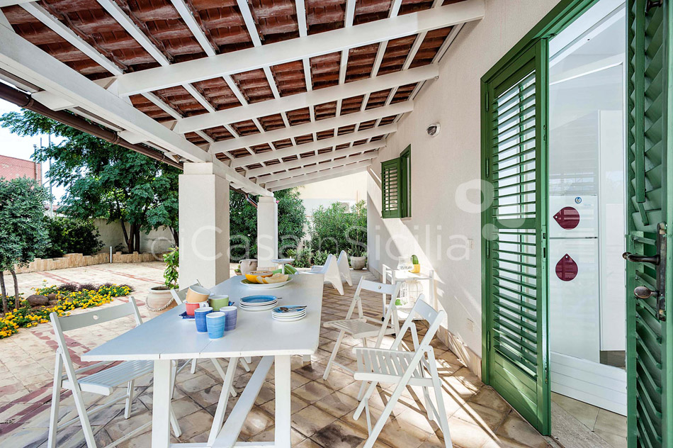 Casa Bianca Villa by the Sea for Rent in Mazara del Vallo Sicily - 11