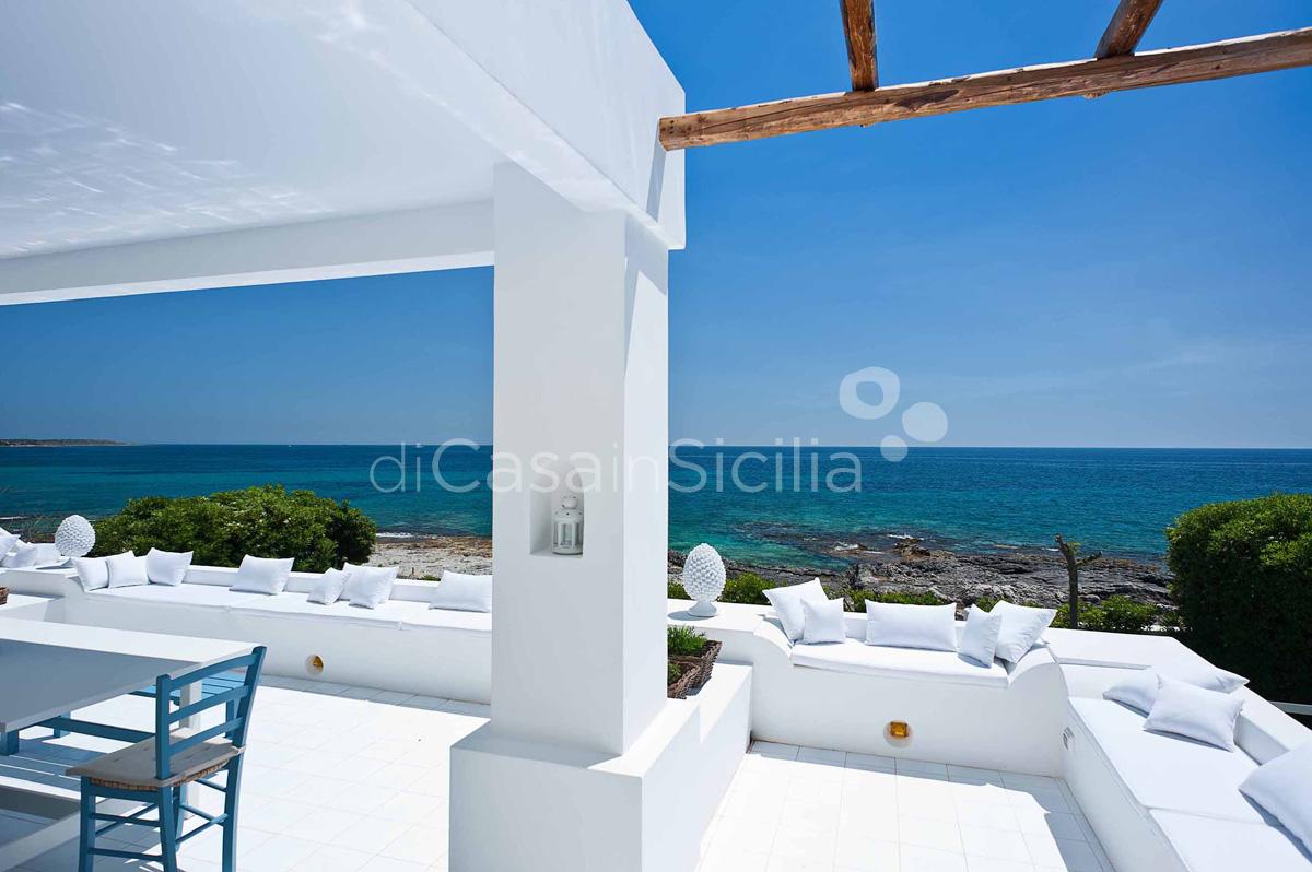 Casa Blu Villa Fronte Mare in affitto a Fontane Bianche Sicilia - 5