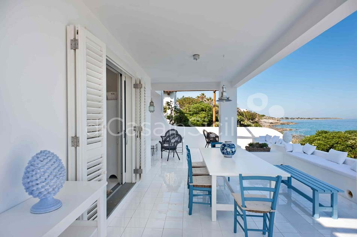 Casa Blu Villa Fronte Mare in affitto a Fontane Bianche Sicilia - 8