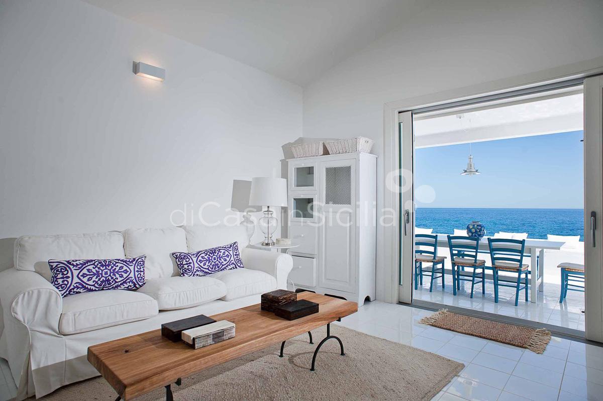 Casa Blu Villa direkt am Meer zur Miete in Fontane Bianche Sizilien  - 13