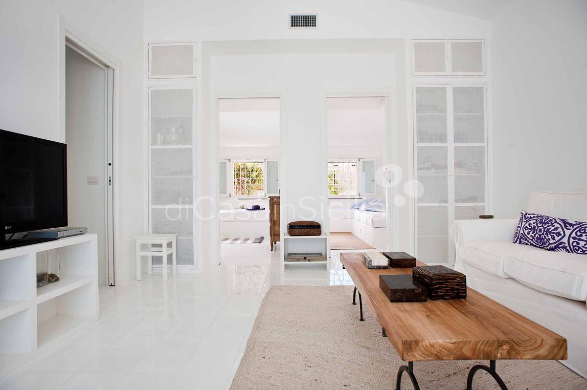 Casa Blu Villa direkt am Meer zur Miete in Fontane Bianche Sizilien  - 15