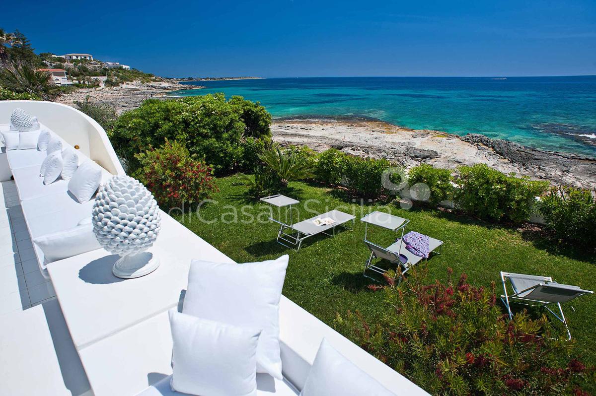 Casa Blu Villa direkt am Meer zur Miete in Fontane Bianche Sizilien  - 28