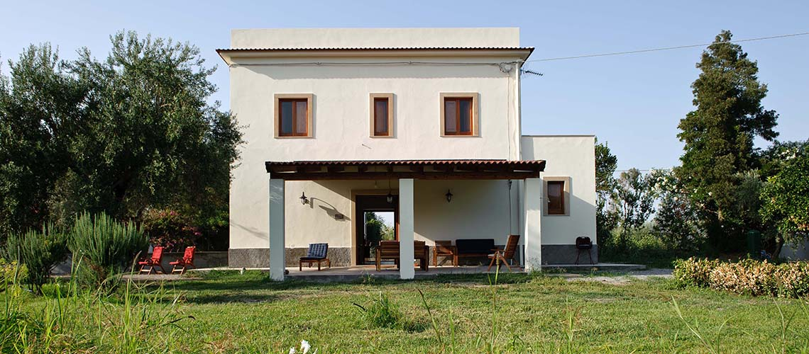 Casa Cicero Villa by the Sea for rent in Patti Messina Sicily - 0