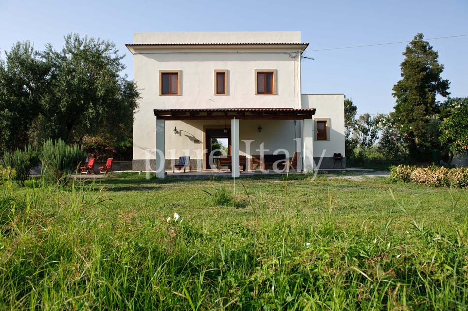 Family holiday Villas, Patti - North-east of Sicily|Pure Italy - 5