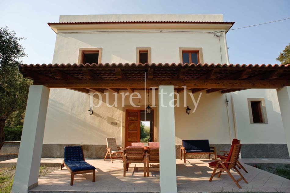 Family holiday Villas, Patti - North-east of Sicily|Pure Italy - 6