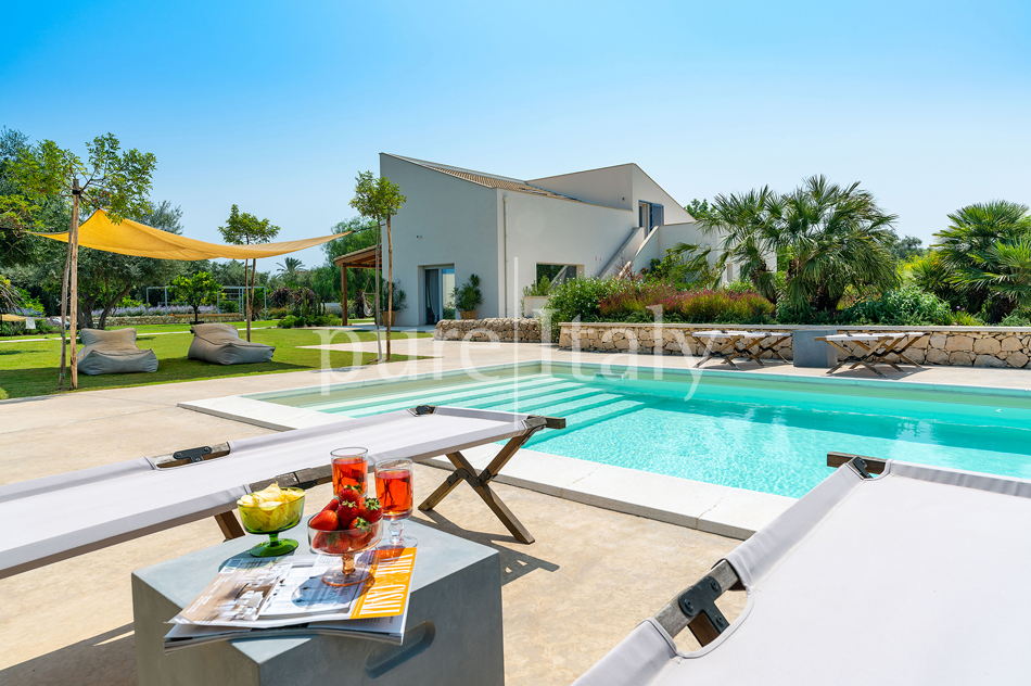 Holiday villas for groups, Sicily's eastern coast |Pure Italy - 12