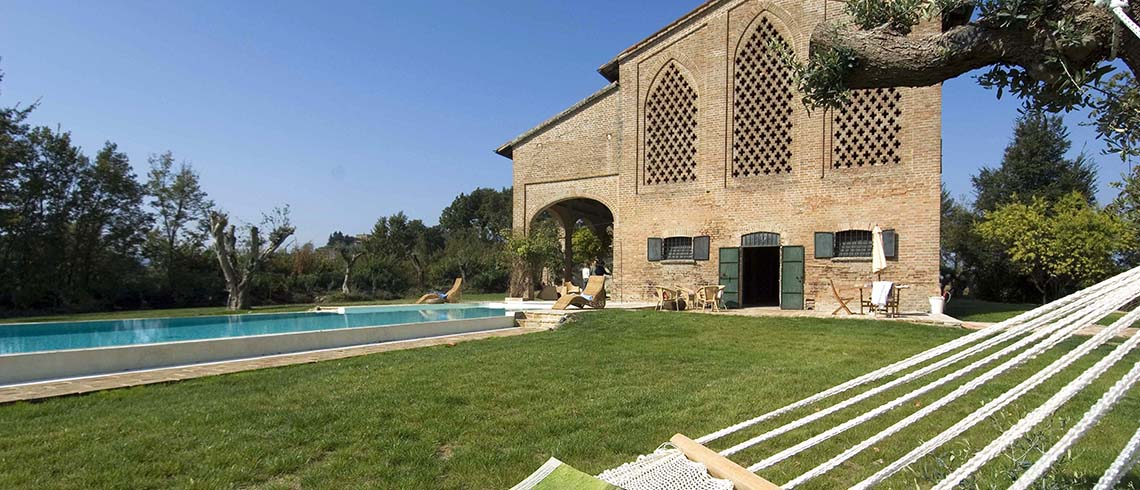 Family friendly villas with pool, Emilia Romagna | Pure Italy - 0