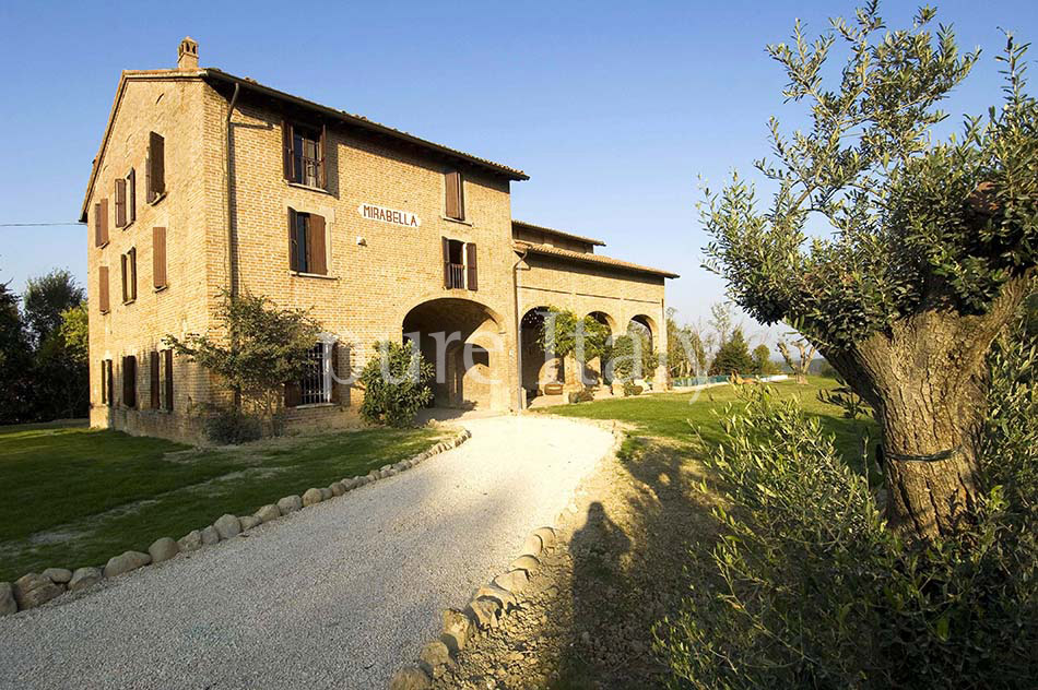 Family friendly villas with pool, Emilia Romagna | Pure Italy - 4