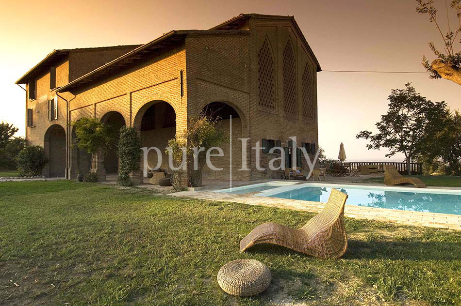 Family friendly villas with pool, Emilia Romagna | Pure Italy - 6
