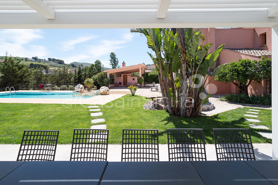 Ager Costa Large Luxury Villa with Pool for rent near Trapani Sicily - 13