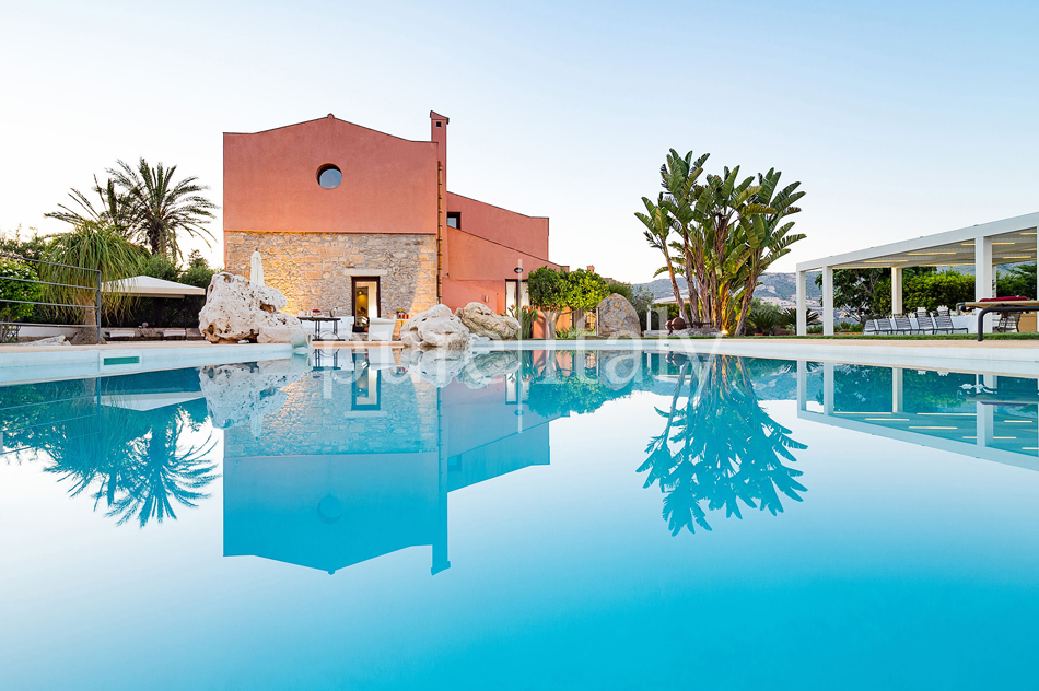 Rural Villas with pool, west coast of Sicily | Pure Italy - 9