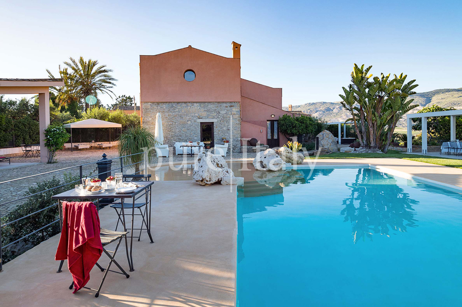 Rural Villas with pool, west coast of Sicily | Pure Italy - 11
