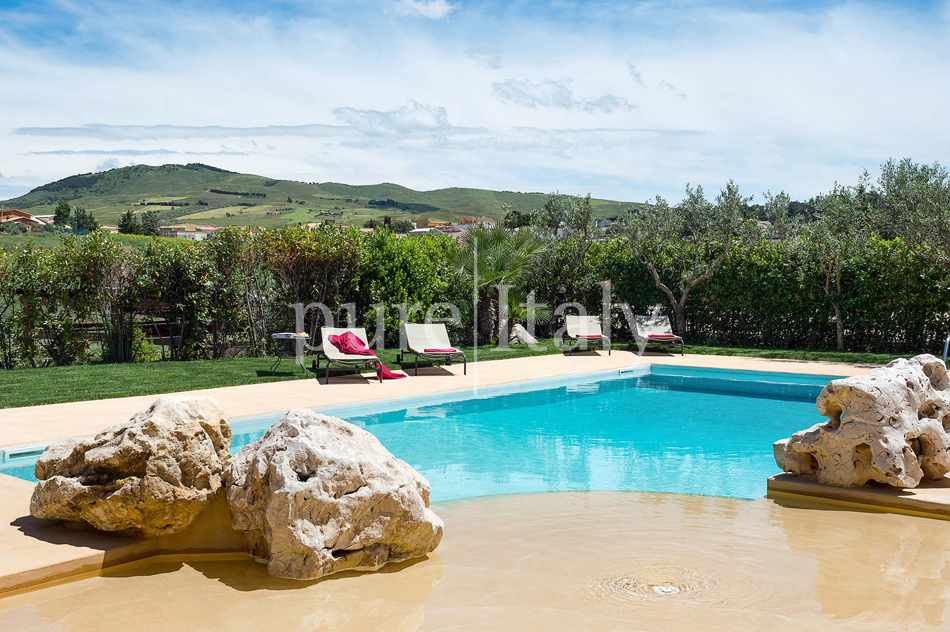 Rural Villas with pool, west coast of Sicily | Pure Italy - 15
