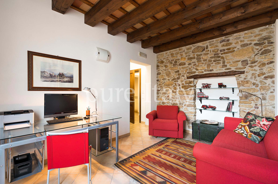 Rural Villas with pool, west coast of Sicily | Pure Italy - 33