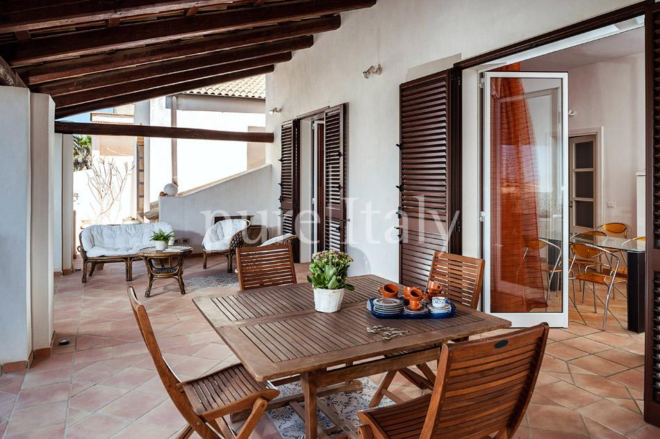 Mediterrane Häuser am Meer, Westsizilien | Pure Italy - 12