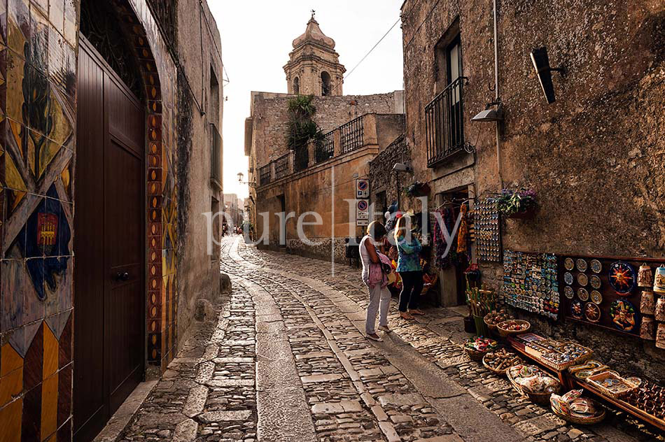 Mediterrane Häuser am Meer, Westsizilien | Pure Italy - 35