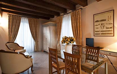 Giudecca Suites - Burchio