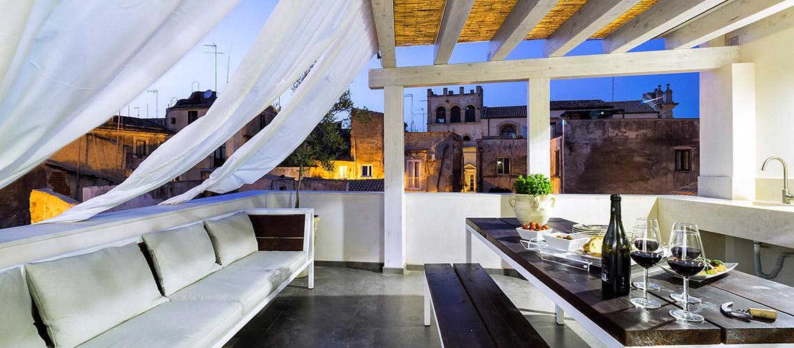 Casa Ortigia House with Terrace for rent in Ortigia Syracuse Sicily - 33