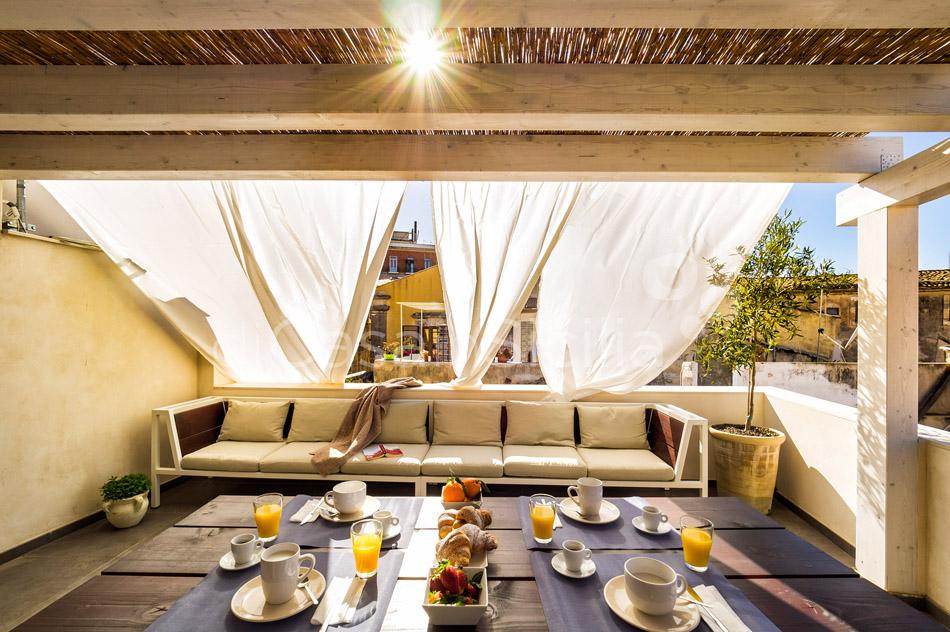 Casa Ortigia House with Terrace for rent in Ortigia Syracuse Sicily - 0