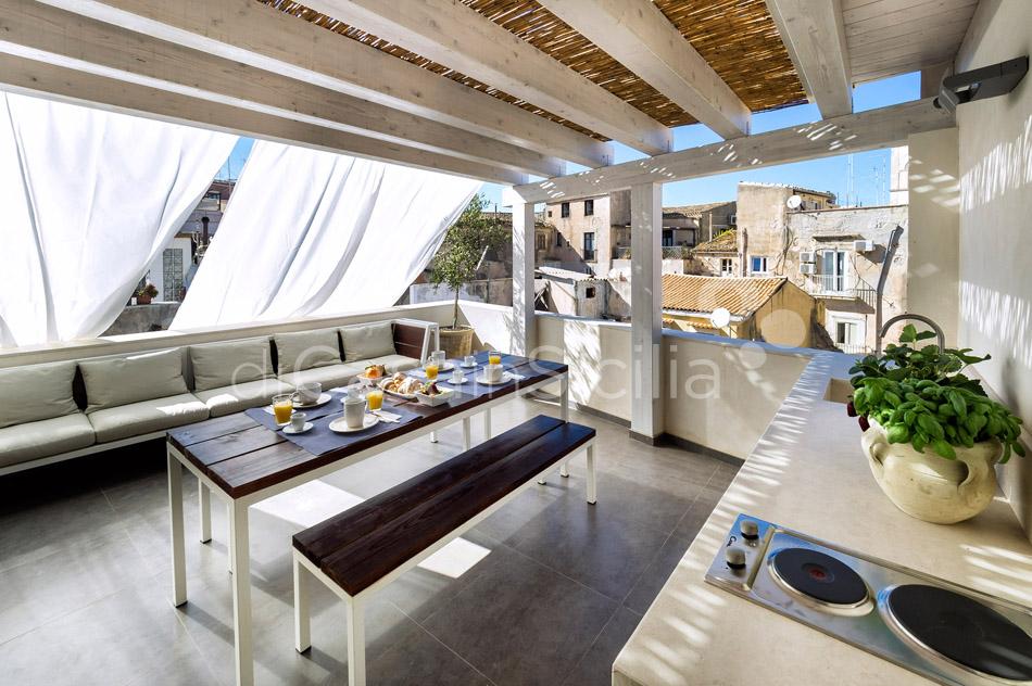 Casa Ortigia House with Terrace for rent in Ortigia Syracuse Sicily - 1