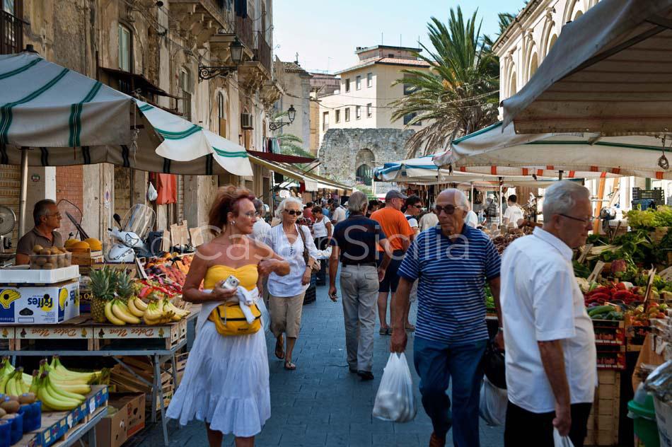 Ferienwohnungen mit Blick in Ortigia | Di Casa In Sicilia - 25