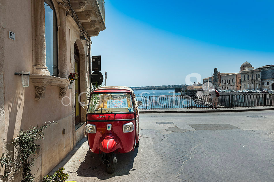 Ferienwohnungen mit Blick in Ortigia | Di Casa In Sicilia - 26