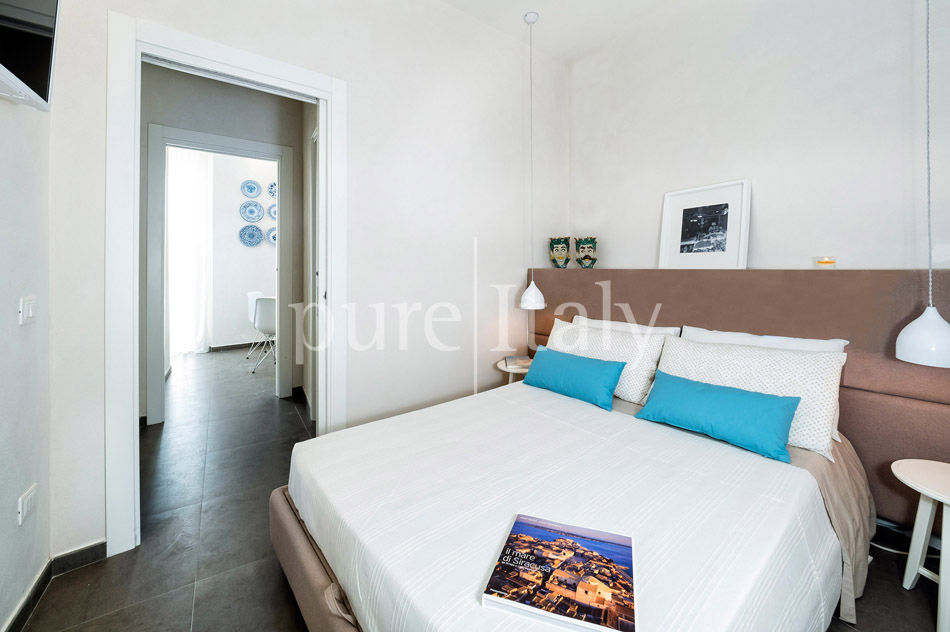 Romantic houses flexible stays in Ortigia | Pure Italy - 12