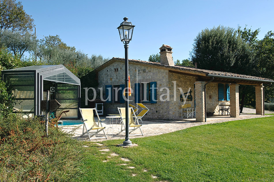 Holiday country homes with Jacuzzi, Umbria | Pure Italy - 7