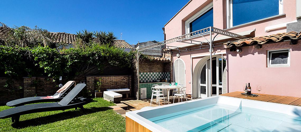 Ferienhäuser am Meer, Ionische Küste | Di Casa in Sicilia - 1