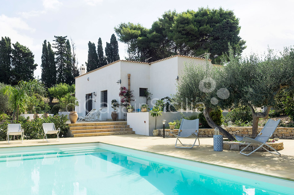 Casa Valderice Sea View Villa with Pool for rent near Erice Sicily - 10