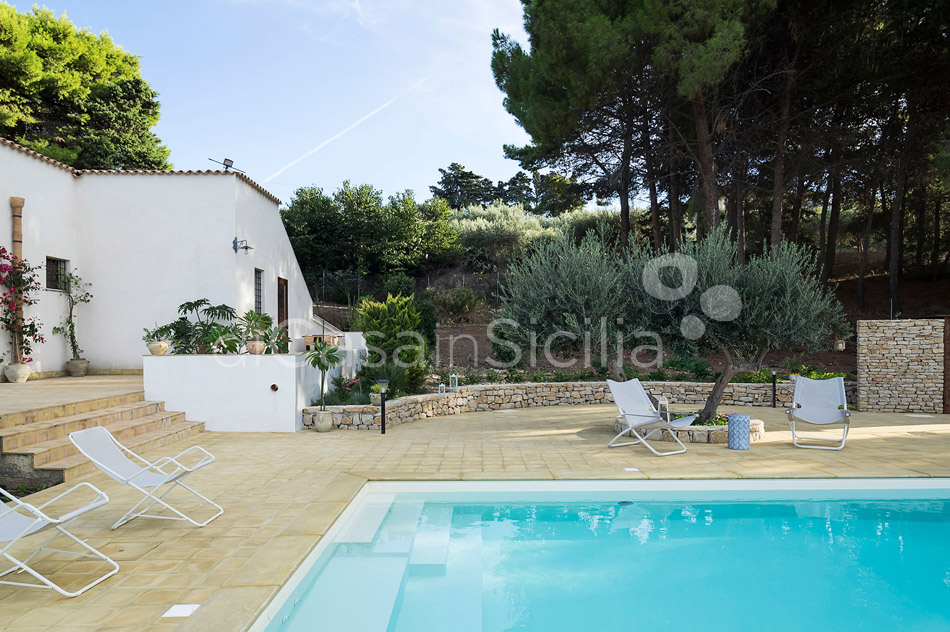 Casa Valderice Sea View Villa with Pool for rent near Erice Sicily - 11